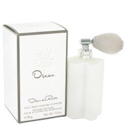 OSCAR by Oscar de la Renta Body Powder Atomizer 1 oz -100% Authentic