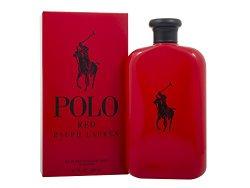 Ralph Lauren Polo Red Eau de Toilette Spray, 6.7 Ounce