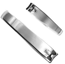 OceanPure Stainless Steel Nail Clipper Set