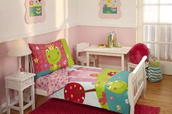 Everything Kids Toddler Bedding Set, Fairytale