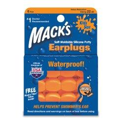 Mack's 10 Pillow Soft Ear Plugs – Kid Size
