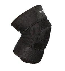 EXOUS Bodygear® EX-701 Performance Stabilizing Knee Brace Support- Anti Slip Design For Running, Patella Tendonitis & Use During Sport