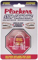 2 Pack Plackers Dental Night Protector, for People Who Grind Their Teeth