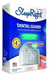 SleepRight Dura-Comfort Dental Guard