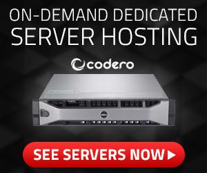 Codero ASP.NET Web Hosting