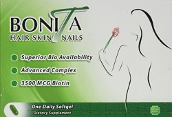 Essential Source Bonita Hair Skin and Nails, 30 Count