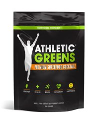 Athletic Greens – The Best Tasting Superfood Powder From New Zealand – All Day Energy- Good for 30 Days – Super-Boost Your Energy!
