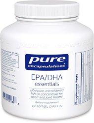Pure Encapsulations – EPA/DHA Essentials 1000mg 180 Softgels
