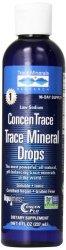 Trace Minerals Research – Concentrace Trace Mineral Drops, 8 fl oz liquid