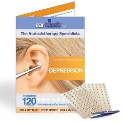 Depression Ear Seed Kit, EarSeeds
