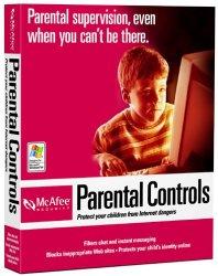 McAfee Parental Controls