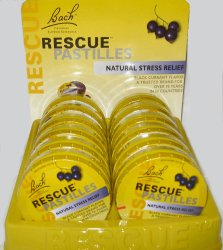 Nelson Bach – Rescue Pastilles Black Currant, 1.7 oz