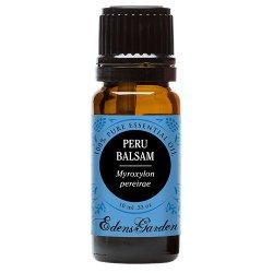 Peru Balsam 100% Pure Therapeutic Grade Essential Oil by Edens Garden- 10 ml
