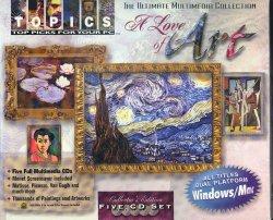A Love of Art (4 CD-ROM)