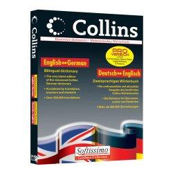 Collins German Pro Dictionary
