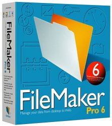 FileMaker Pro 6 Upgrade (Mac)