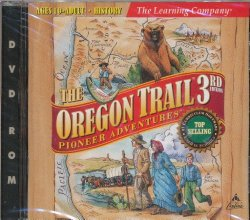 Oregon Trail 3rd Edition: Pioneer Adventures