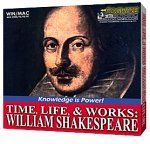 Time, Life & Works: William Shakespeare (Jewel Case)