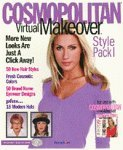 Cosmopolitan Virtual Makeover Style Pack 1