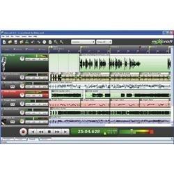 Acoustica Mixcraft 4 Multitrack Audio MIDI Recording Software (Standard)