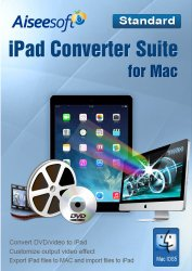 Aiseesoft iPad Converter Suite Ultimate for Mac [Download]