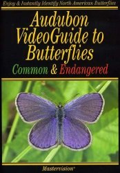 Audubon Videoguide to Butterflies DVD Common and Endangered