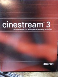 Cinestream 3.0.1 Upgrade from Editdv/Introdv/Motodv