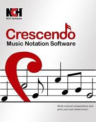 Crescendo Music Notation Software [Download]