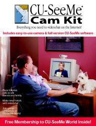 CU-Seeme Cam Kit with Color