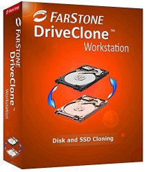 DriveClone Workstation 11.10 for Windows10/8/7/Vista, Cloning & Migration, support all major SSD