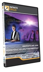 Hibernate and Java Persistence API (JPA) Fundamentals – Training DVD