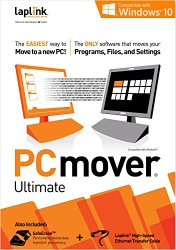 Laplink PCmover Ultimate 10 – 1 Use