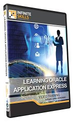 Learning Oracle Application Express – Training DVD