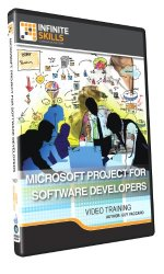 Microsoft Project For Software Developers – Training DVD