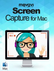 Movavi Screen Capture for Mac 3 Personal Edition [Download]