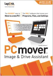 PCmover Image & Drive Assistant [Download]