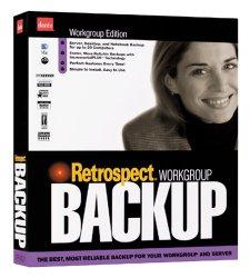 Retrospect Workgroup Backup 4.3 (20-user)
