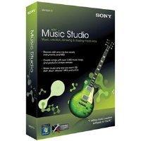 Sony ACID Music Studio 8.0 Software