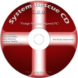 System Rescue CD – Triage for your broken PC – Repair Windows
