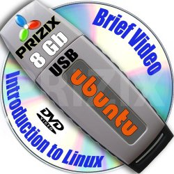 Ubuntu 15.10 on 8gb USB Stick Flash Drive and Complete 3-discs DVD Installation and Reference Set, 32 and 64-bit