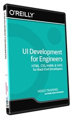 UI Development for Engineers – Training DVD