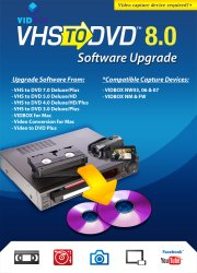 VHStoDVD 8.0 Software Upgrade [Download]