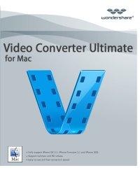 Wondershare Video Converter Ultimate for Mac [Download]