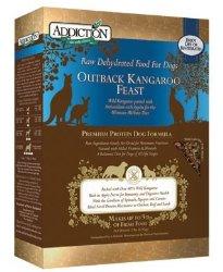 Addiction Outback Kangaroo Feast Raw Dehydrated 8lb