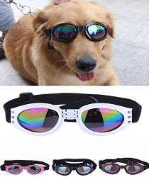 AOBILE(TM)Fashion Dog Protection Goggles UV Sunglasses Pet Dog Sunglasses Dog Eye Wear Pet Supplies