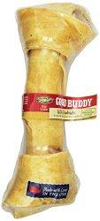 Castor & Pollux Good Buddy USA Rawhide Bone, One 8-9 Inch Bone