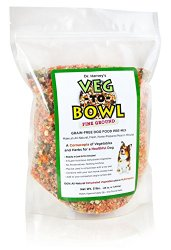 Dr. Harvey's Veg-To-Bowl Fine Ground Dehydrated Vegetable Pre-Mix for Dogs, 3-Pound Bag