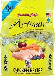 Grandma Lucy's Artisan Grain Free Chicken Food for Dogs, 10lbs
