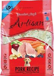 Grandma Lucy's Artisan Grain Free Pork Food for Dogs, 10lbs