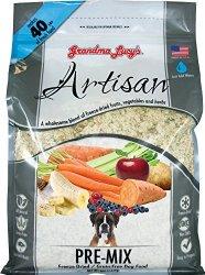 Grandma Lucy's Artisan Grain Free Premix Food for Dogs, 8lbs